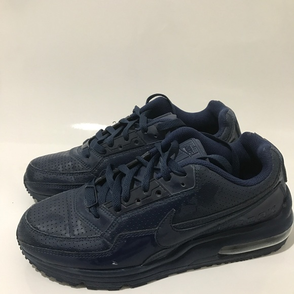 Nike Air Max Size 8.5 Men's Blue Leather